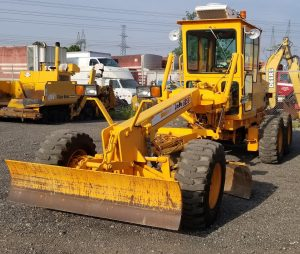 Leeboy 685 Motor Grader for sale by Johnstone Brothers Equipment Corp.